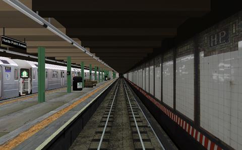 Openbve new york subway