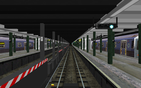 OpenBVE net - Lines - Subways - New York