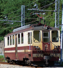 Picture of an electric multiple unit class A9