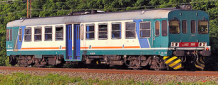 Picture of a class ALn663 diesel multiple unit