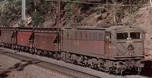 Picture of a NSWGR class 46 pulled train