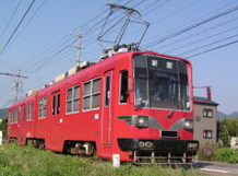 Picture of a class 880 streetcar