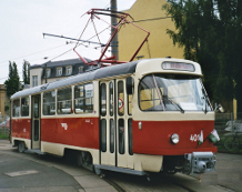 Picture of a class T3D streetcar